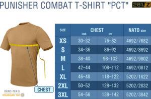 Футболка чоловіча Punisher Combat T-shirt