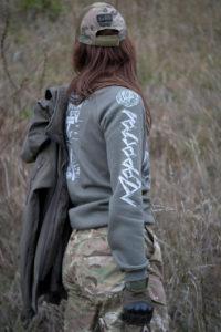Світшот демісезонний Слава Української Зброї Україніка Доростол