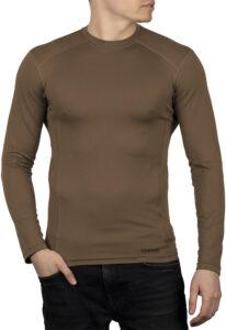 Сорочка військова чоловіча з довгим рукавом Punisher Combat Long Sleeve Polartec Delta Shirt